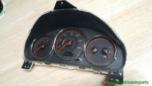 2003 2005 Honda Civic Lx Coupe Automatic Instrument Cluster Meter D31