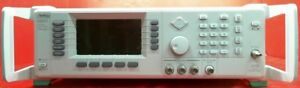 Anritsu 68367c Synthesized Signal Generator 10mhz To 40ghz