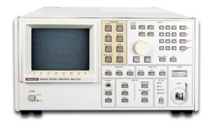 Advantest Q8344a Optical Spectrum Analyzer