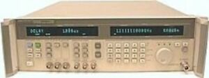 Hp Agilent Keysight 83731a Synthesized Signal Generator 1 To 20ghz
