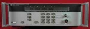 Hp Agilent Keysight 5351b Cw Microwave Frequency Counter
