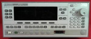 Hp Agilent 83650b Synthesized Signal Generator 10 Mhz To 50 Ghz