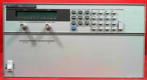Hp Agilent Keysight 6683a Dc Programmable Power Supply