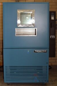 Thermotron Sm 16c Environmental Test Chamber 70c To 177c 30 To 95 Humidity
