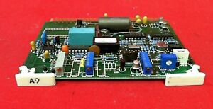 Wiltron 6600b d 32107 A9 Ylg Oscillator Bandswitch Adjustment 18 26 5ghz