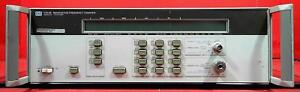 Hp agilent keysight 5352b Microwave Frequency Counter 500mhz To 46 Ghz