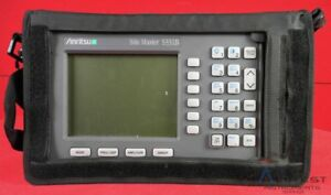 Anritsu S331b Sitemaster 25mhz To 3300mhz Cable Antenna Analyzer
