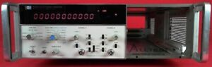 Hp Agilent Keysight 5345a Electronic Frequency Counter