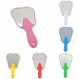 Mouth Mirror Teeth Shape Tooth Examination Instrument Dental Care Mirror