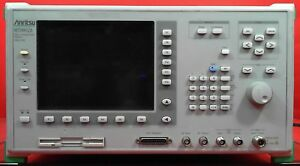 Anritsu Mt8802a Radio Communications Analyzer 300khz To 3ghz See Ad For Options