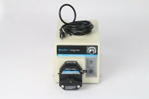 Cole Parmer 7521 40 Masterflex Perisatltic Pump Drive With Easy load 7518 62