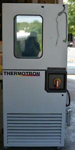 Thermotron S 4 8200 Temperature Chamber 70 c To 180 c 39678