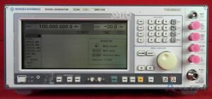Rohde Schwarz Smiq03b Signal Generator 300 Khz To 3 3 Ghz Options 830619010