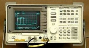 Hp Agilent Keysight 8590l 021 Spectrum Analyzer
