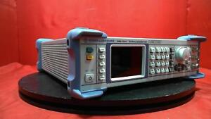 Rohde And Schwarz Smb100a Signal Generator 9 Khz To 3 2 Ghz