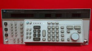 Hp Agilent Keysight 8663a 001 High Performance Rf Synthesized Generator