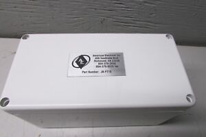 American Electrical Jb ft15 Junction Box