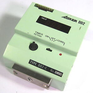 Asker Dd2 c Digital Series Durometer