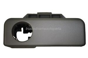 Glove Compartment Box Latch Handle Gray Fits 2005 To 2010 Toyota Sienna