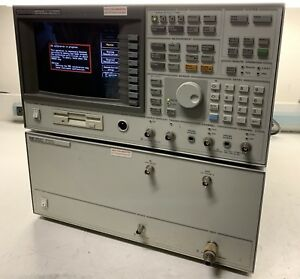 Hp 89441a Vector Signal Analyzer W Rf Sector read Full Ad