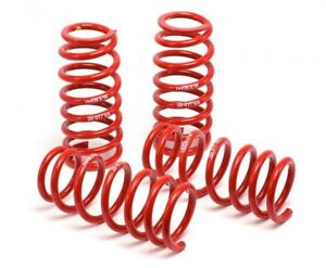 H R Race Lowering Springs For 06 09 Vw Mk5 Rabbit 2 5l 2 0 1 75