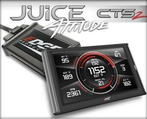 Edge Products Juice W Attitude Cts2 31505 For 07 12 Dodge Cummins 6 7l Diesel