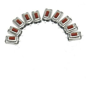 3x6x2 5mm Tactile Push Button Switch Tact Switch 2 Pin Smd Dc12v 0 1a