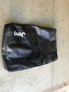 Jeep Wrangler Soft Top Storage Bag Window Cover Replacement Factory