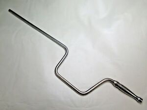 Snap On Tms4d Speed Handle Wrench 1 4 Dr Usa Made No C