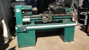 Powermatic Logan Lathe 15 X 40 Variable Speed Metal Cutting Excellent