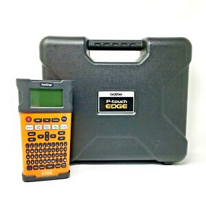 new Brother pte300 International P touch Edge Industrial Label Maker