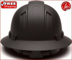 Protective Hard Hat Construction Work Equipment Safety Helmet Adjustable Ratchet