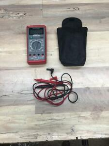 Snap on Eedm503d Manual Ranging Digital Diagnostic Multimeter