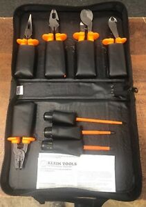 Klein Tools Basic Insulated Tool Kit 1000 volt 8 piece 33526