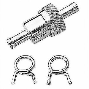 Trans Dapt Performance Products 9407 Chrome Fuel Filter