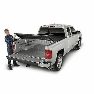 Trail Fx Tfx5922 Truck Bed Tonneau Cover Rail Clamp Powder Coated Black Steel