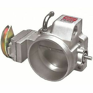 Professional Products 69729 Satin 96mm Linkage Throttle Body For Chevy Gm Ls2