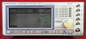 Rohde Schwarz Smiq03hd Signal Generator 300 Khz To 3 3 Ghz Options 100020