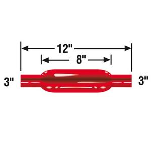 Cherry Bomb Glasspack Muffler 87524cb New