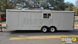 24 Food Concession Trailer For Sale In Florida