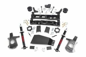 Rough Country 208 23 5 Lift Kit For Chevy 07 13 Avalanche 1500 4wd