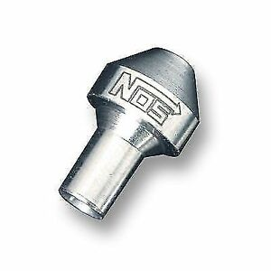 Nos 13760 70 Precision Stainless Steel Nitrous Flare Jet 070 Pack Qty 1