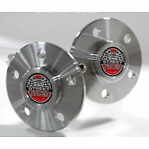 Moser A123003 12 Bolt 30 Spline C Clip Axles For 1970 1972 Camaro