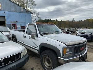 Turbo supercharger Gmc Pickup 2500 94 95