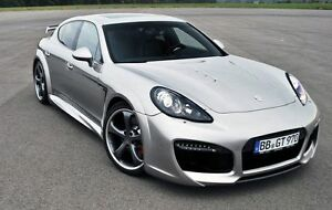 Porsche Panamera Grand Sport Gt Body Kit Fits 2010 To 2013 Pana S 4s Turbo