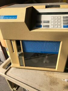 Ysi 2700 Select Biochemistry Analyzer Model 2700 d