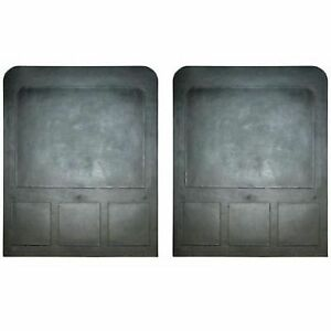 Go Industries 70764 Dually Rear Mud Flaps Hardware For Dodge Ram 2500 3500