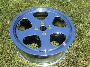 17 Ford Mustang Sc Speedline Oem Wheels 17x7 5