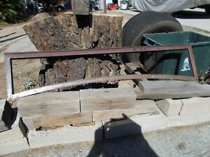 1930 Ford Model A Chopped Windshield Frame 30 1931