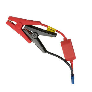 Jumper Cable Ec5 Connector Alligator Clamp Booster Battery For Car Jump Starter